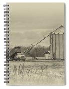 Working Farm Spiral Notebook