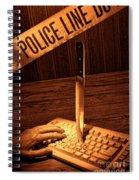 Workplace Violence Spiral Notebook