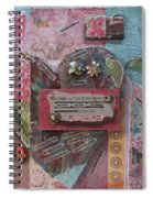 Works Of Heart Matrimony Spiral Notebook