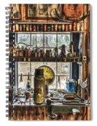 Workshop Spiral Notebook