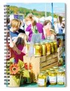 World Best Pickles Spiral Notebook