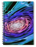 World In His Hands Spiral Notebook
