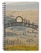 World Museum Mining Spiral Notebook