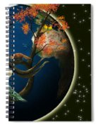 World Needs Tree Spiral Notebook