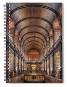 World Of Books Spiral Notebook