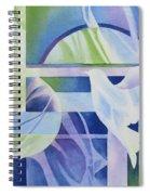 World Peace 3 Spiral Notebook