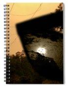 World Through Horror Glasses Spiral Notebook
