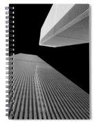 World Trade Center 2 Spiral Notebook