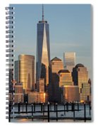 World Trade Center Freedom Tower Nyc Spiral Notebook