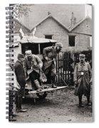 World War I: Ambulance Spiral Notebook