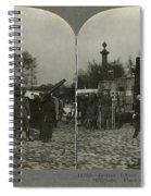 World War I Tank Spiral Notebook