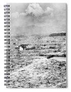 World War II Hiroshima Spiral Notebook