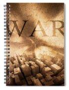 World War  Spiral Notebook