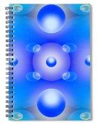 Worlds Collide 1 Spiral Notebook