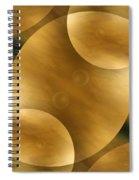 Worlds Collide 10 Spiral Notebook