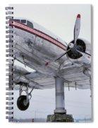 World's Largest Weather Vane Spiral Notebook