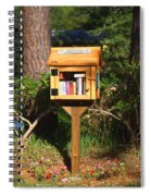 World's Smallest Library Spiral Notebook