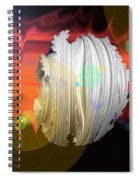 Wormhole Predator Spiral Notebook
