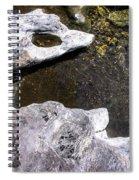 Worn By Time Spiral Notebook