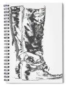 Worn Well Spiral Notebook