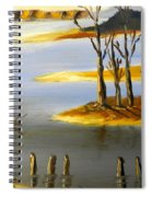 Woronorda Dam Spiral Notebook