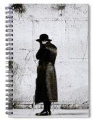 Worship Spiral Notebook