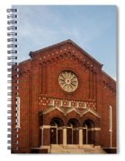 Worship Spiral Notebook