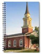 Worthington Presbyterian Church Spiral Notebook