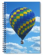 Would You Like To Fly Spiral Notebook