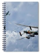 Wounded Warrior Spiral Notebook