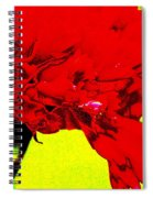 Wow Carnation Spiral Notebook