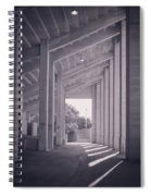 Wpa Project Farrington Field Spiral Notebook