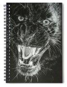 Wrath Spiral Notebook