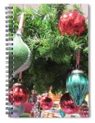 Baubles Spiral Notebook