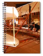 Wright Brothers Memorial Spiral Notebook