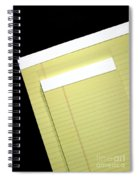 Writing Tablet Spiral Notebook