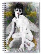 Wrong Fairy Love  Spiral Notebook