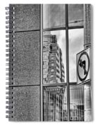Wrong Way Spiral Notebook