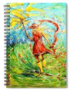 Wuthering Heights Spiral Notebook