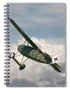 Ww1 - Spoiled For Choice Spiral Notebook