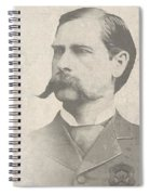 Wyatt Earp U. S. Marshal Spiral Notebook