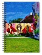 Wynwood Lawn Spiral Notebook