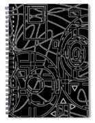 Imagine / Wyobrazaj  Spiral Notebook