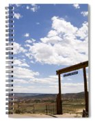 Wyoming Ranch Spiral Notebook