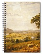 Wyoming Valley. Pennsylvania Spiral Notebook
