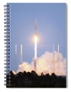 X-37b Orbital Test Vehicle Lifts Off Spiral Notebook
