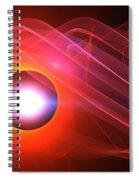 Xenon Spiral Notebook