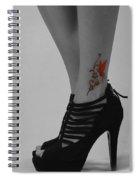Xim Tattoo Spiral Notebook
