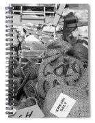 Xwejni Salt  Spiral Notebook