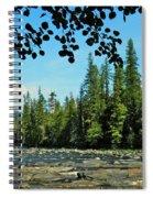 Yaak River Spiral Notebook